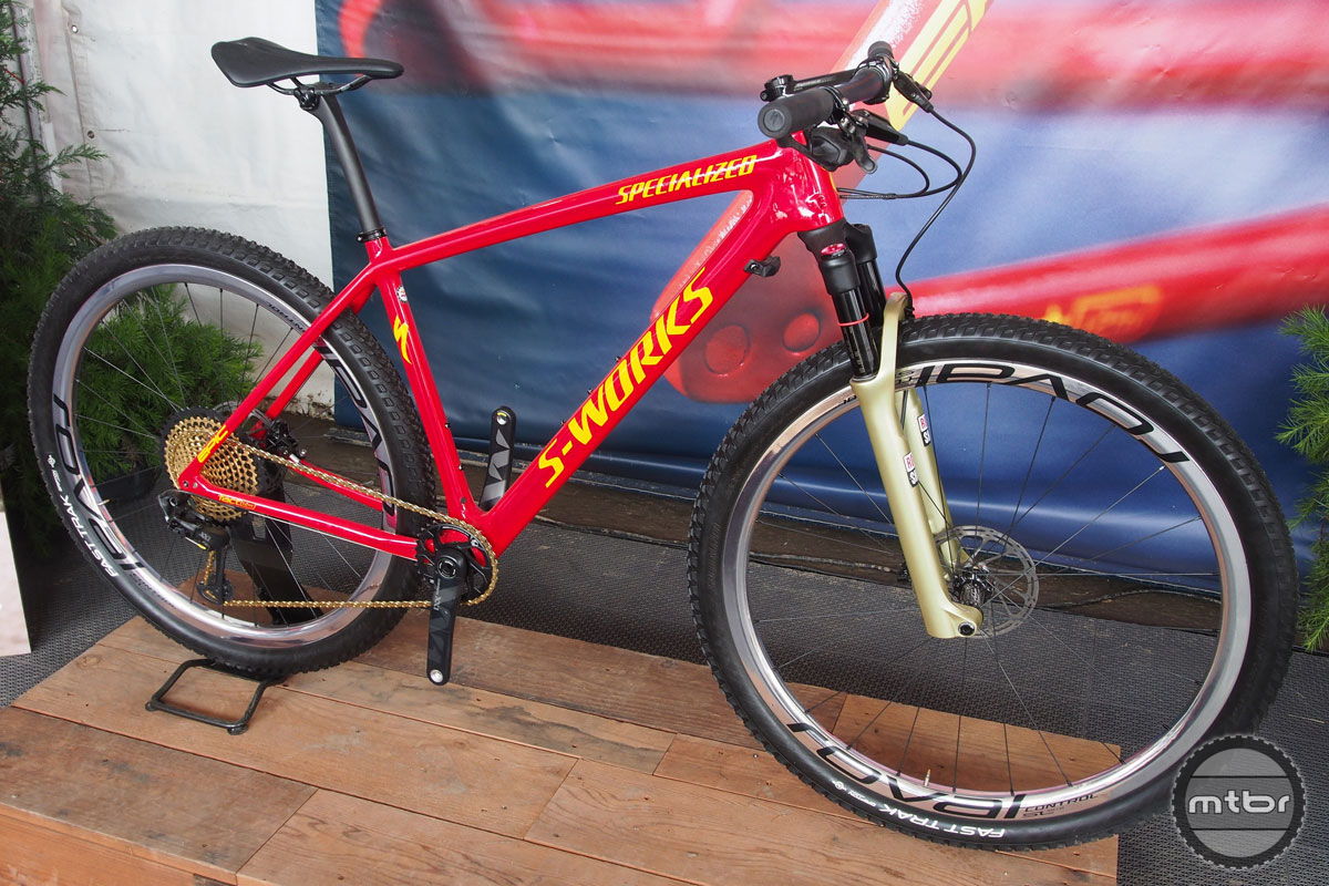 Specialized S-Works Epic 29er Hardtail