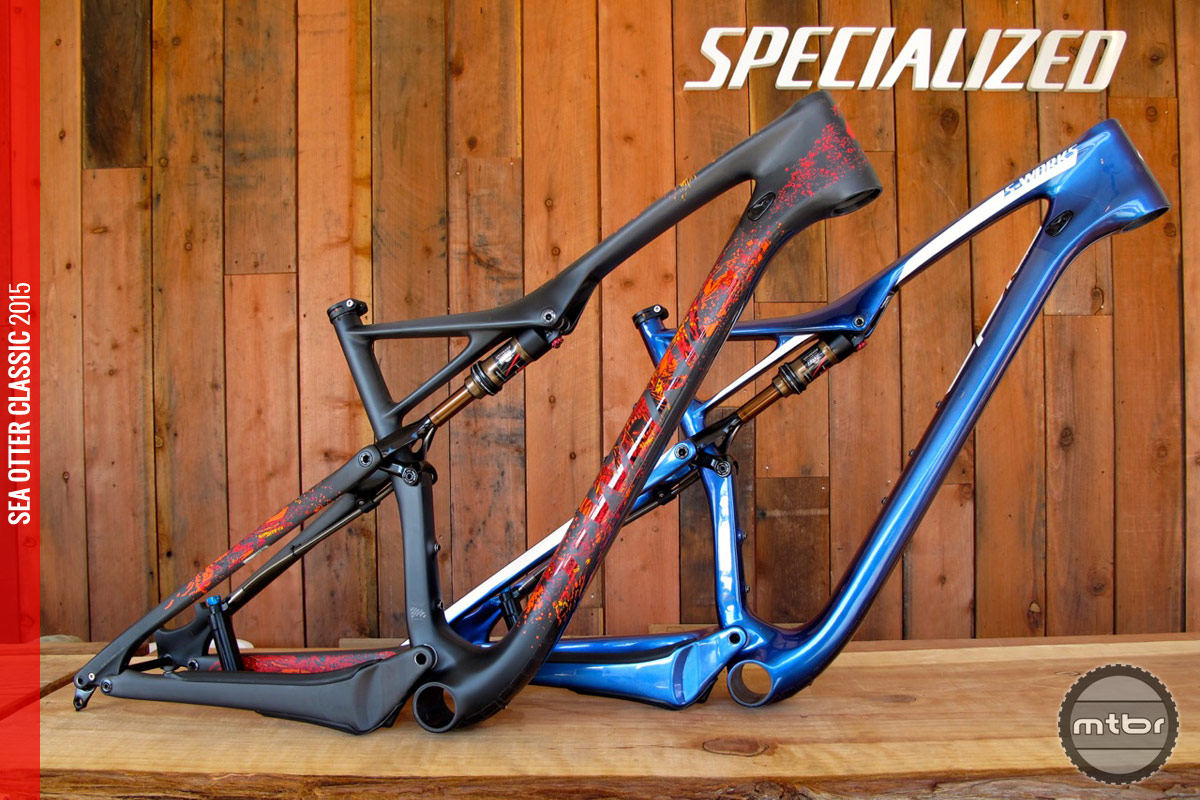 Eye-catching frame designs are where you start your S-Build.