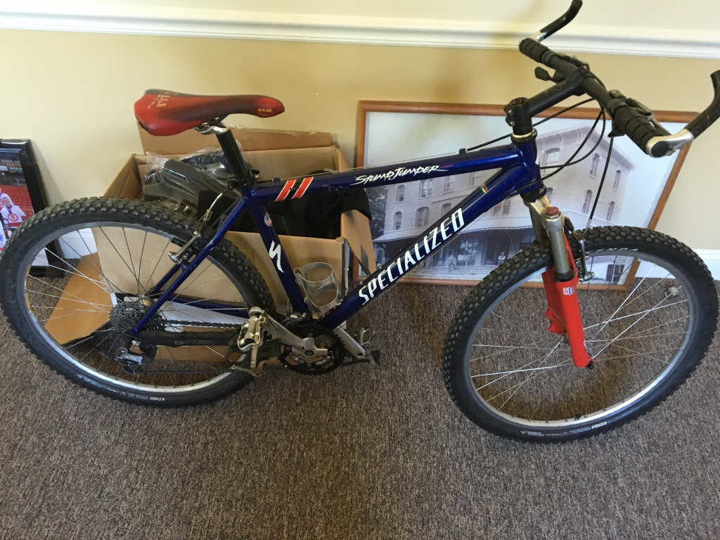 Show us a picture of your 26er MTB that you still use on the trails-specialized-m2.jpg