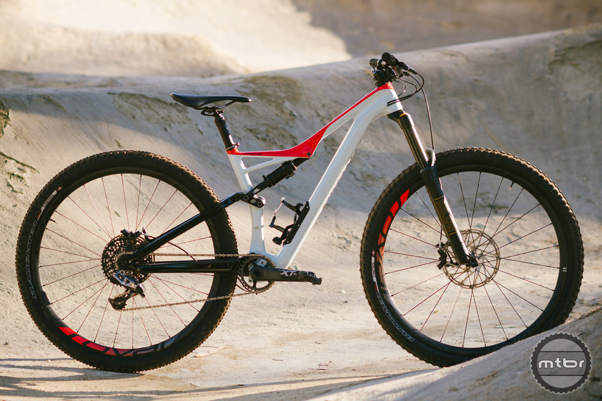 We wouldn't be surprised to see the RXF come standard on several Specialized 29ers next year.