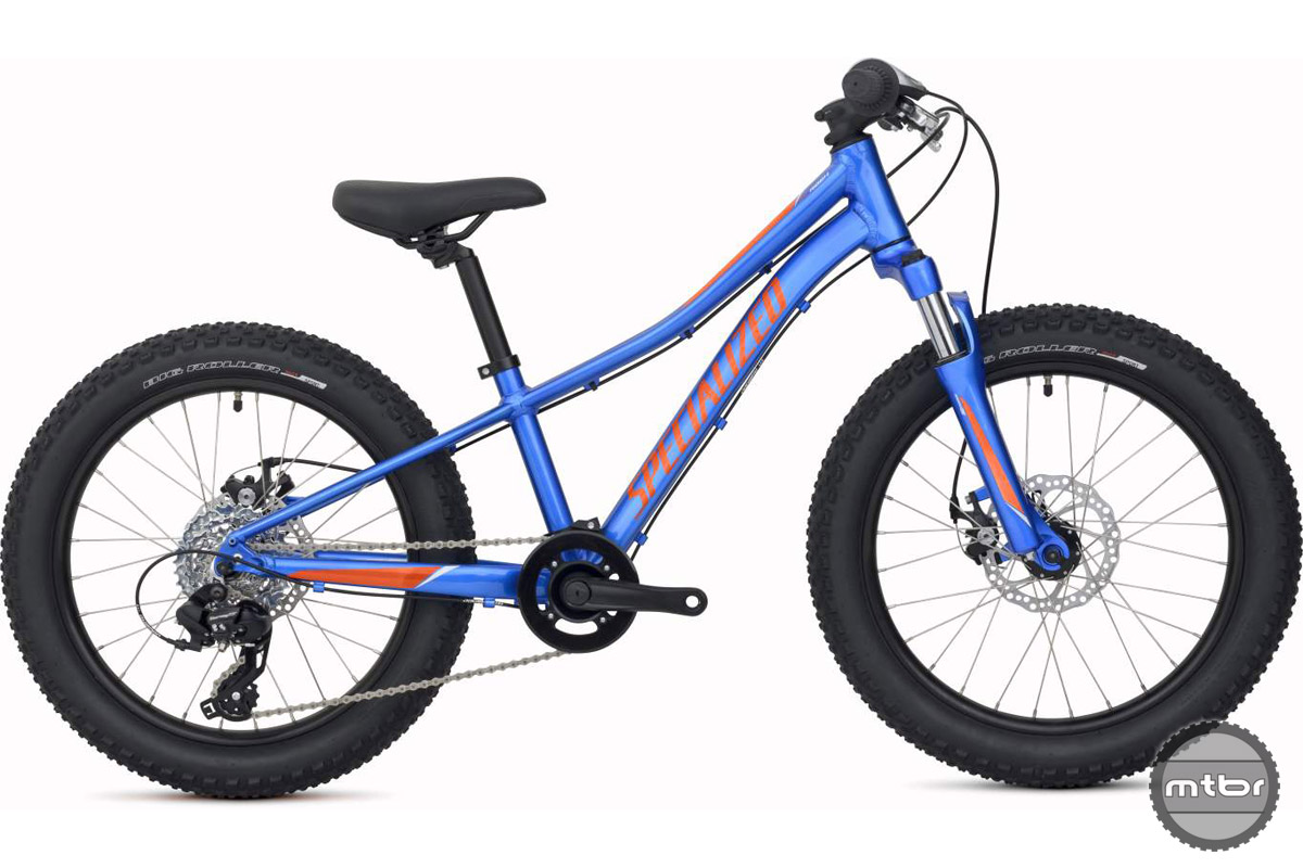 Specialized's newest kids model's borrows tech from the adult market to help improve confidence and fun for everyone.