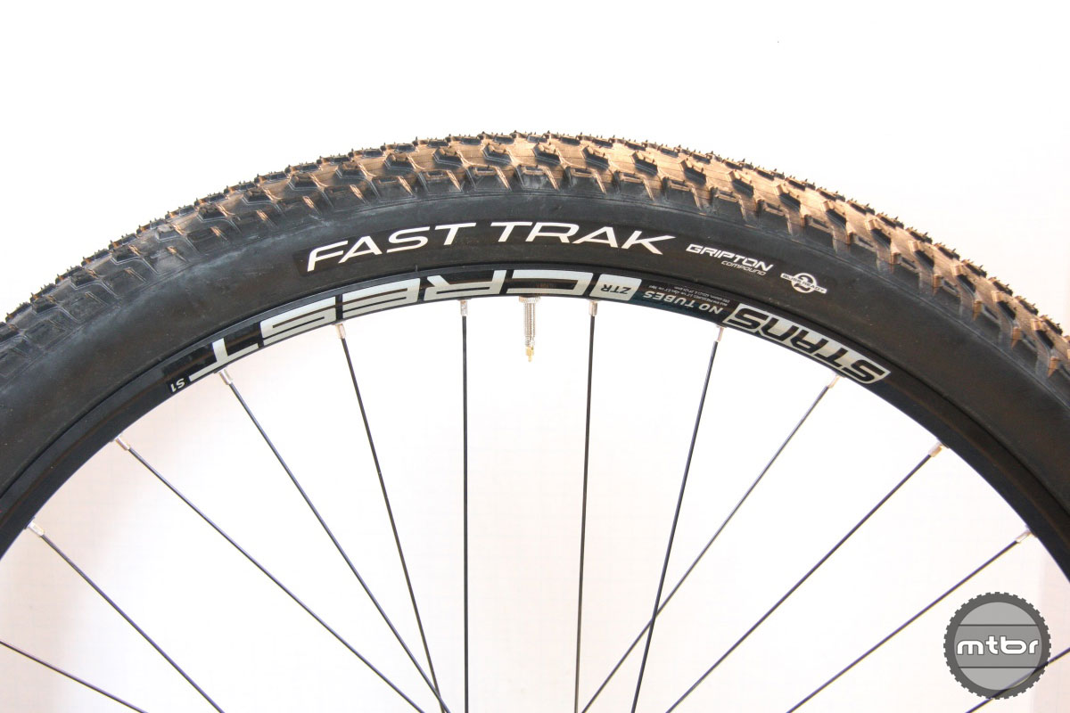 Specialized Fast Trak Review