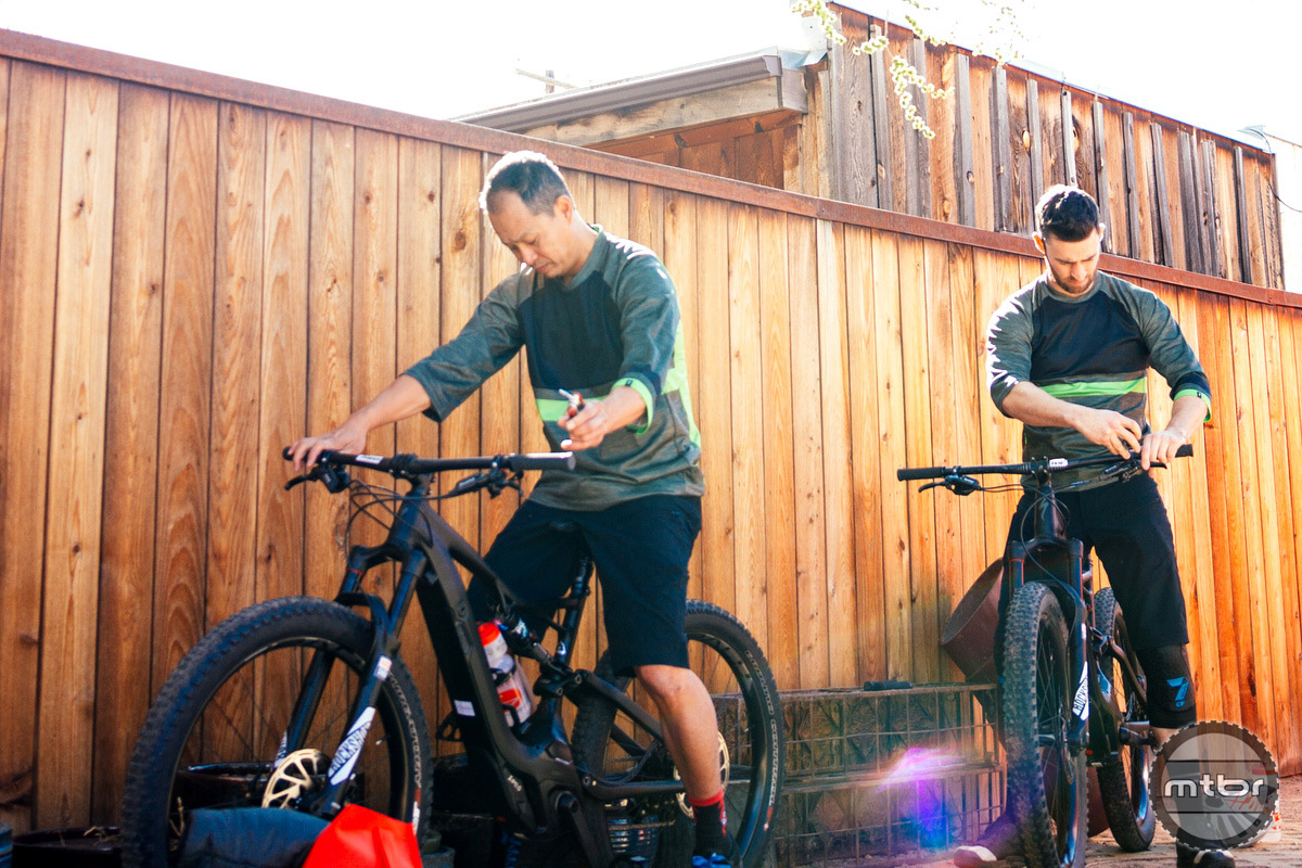 Setting up is critical just like most high performance bikes.