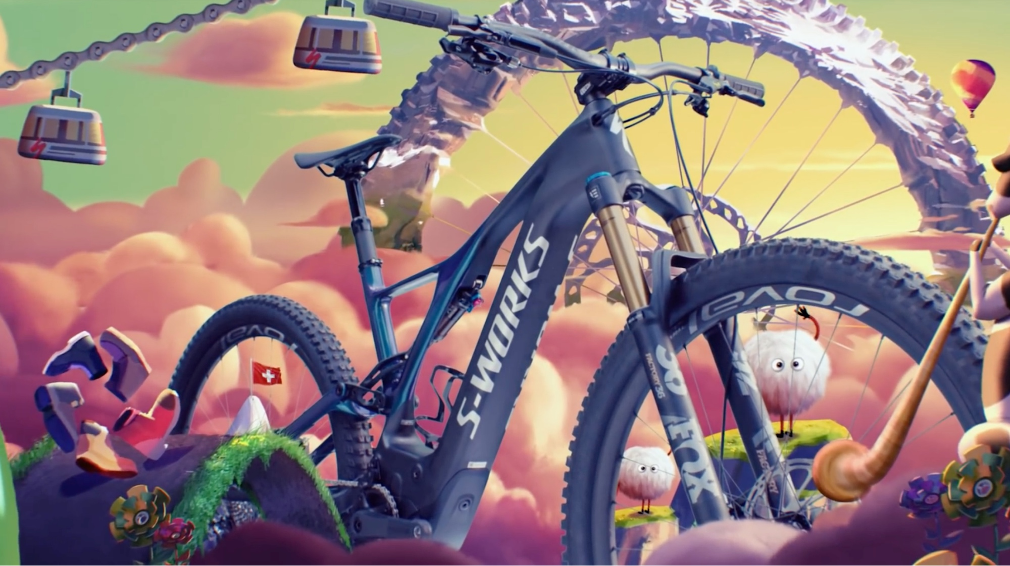 Best bike marketing video ever?