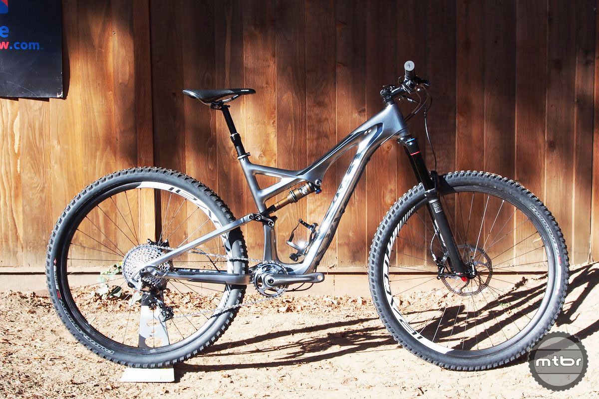 Specialized S-Works Stumpjumper FSR EVO 29 Side
