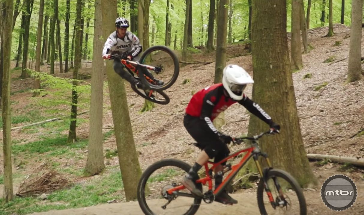 Speed versus style: Which type of rider are you?