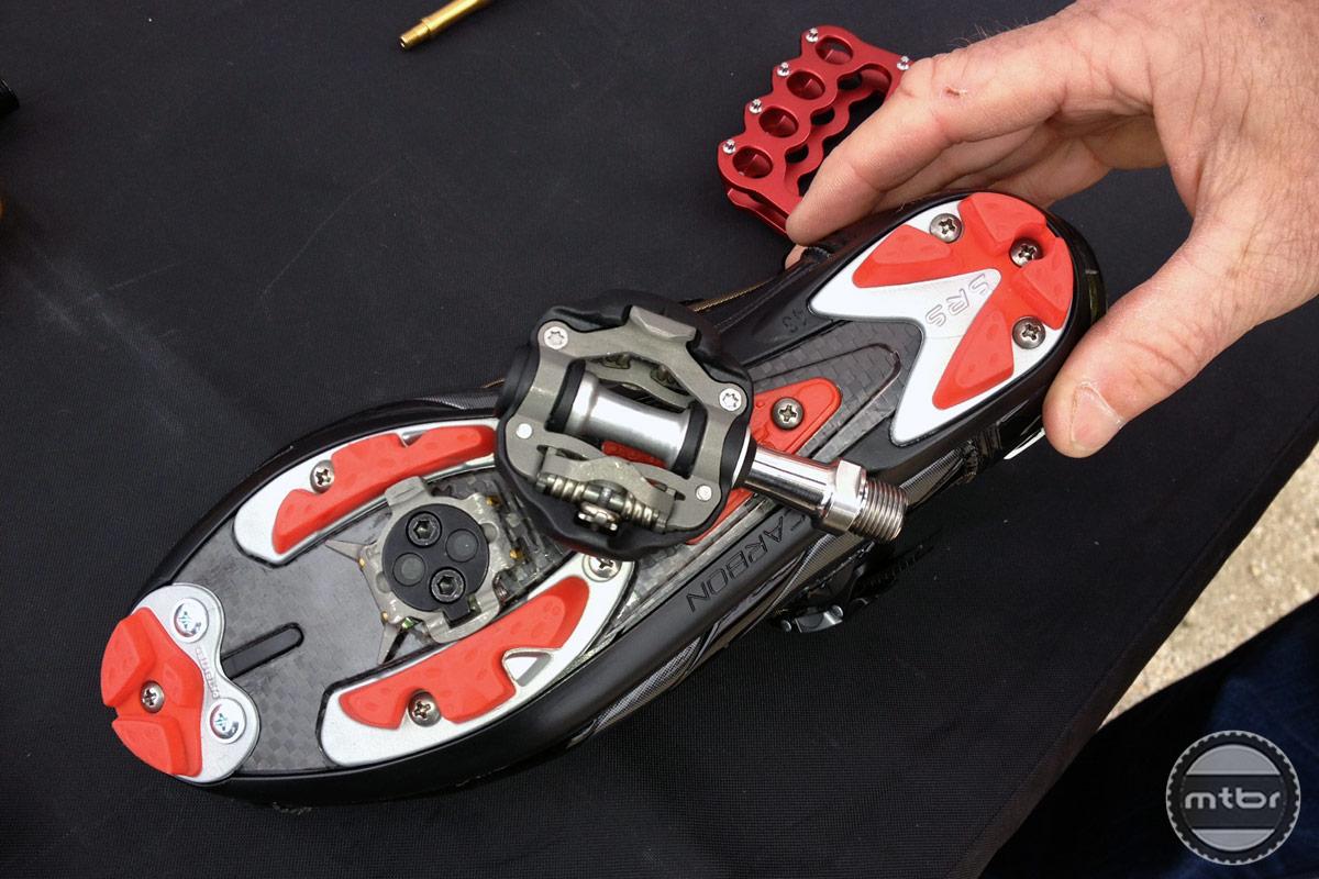 Speedplay Syzr Pedal