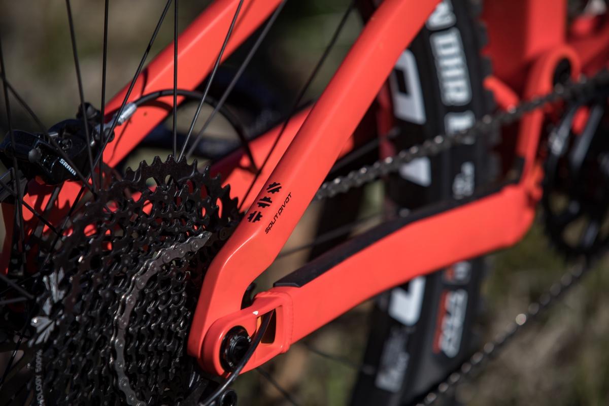 Salsa Split Pivot Bikes