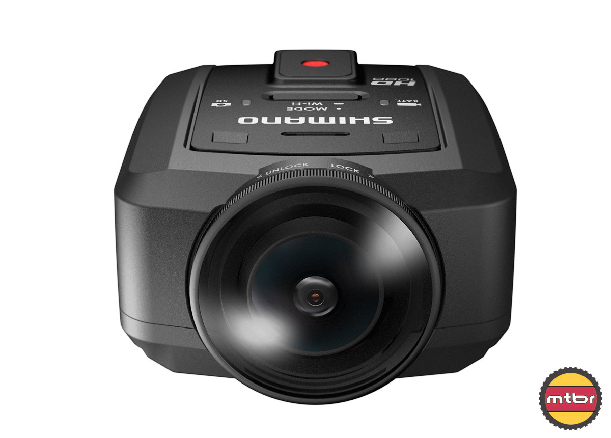 Shimano CM-1000 Sports Camera