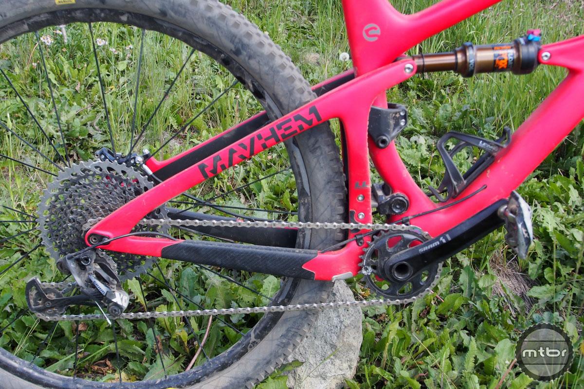 Outerbike Test Sessions: Spot Mayhem