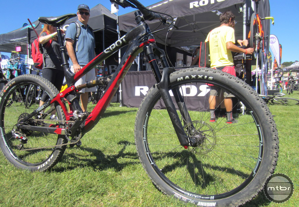 The Rollik is an all new 150mm carbon fiber trail bike designed to be a quiver killer.