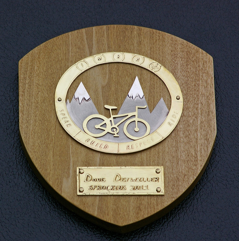 Sprockids award