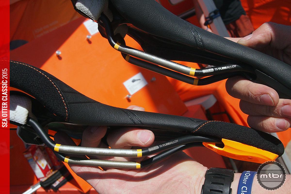 SQlab - saddle rails