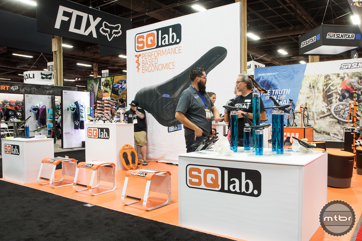 SQlab Interbike 2016 Booth