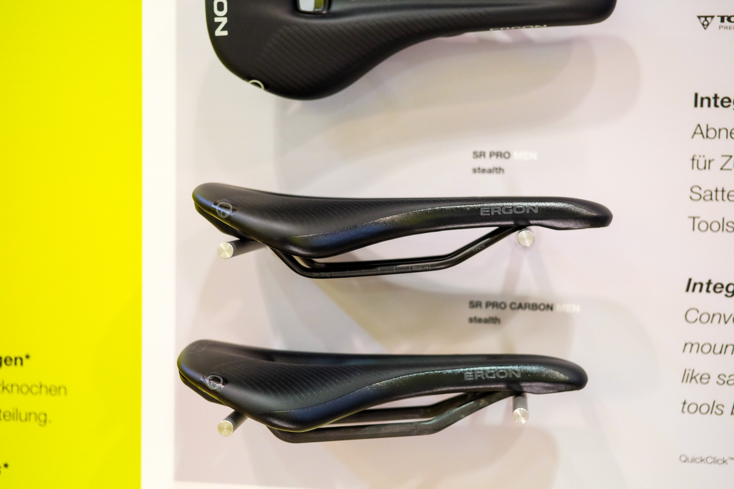 Ergon SR Men's Saddle