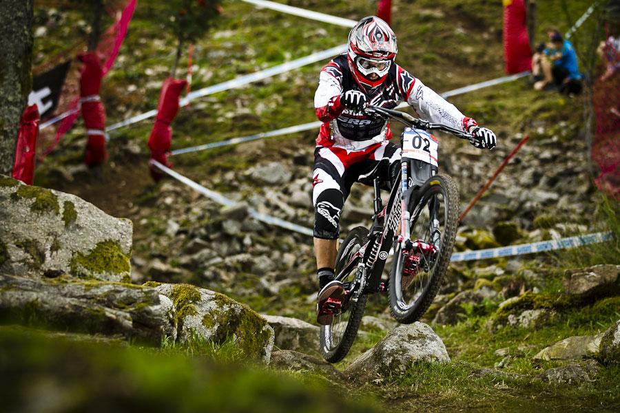SRAM Euro XC Enduro - Greg Minnaar
