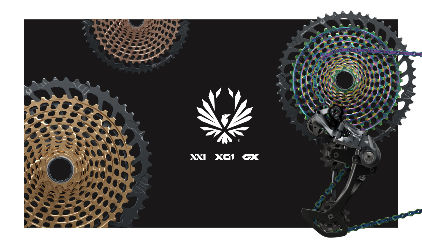 Do you have compatibility questions about SRAM's new 10-52t groups? SRAM has answers.