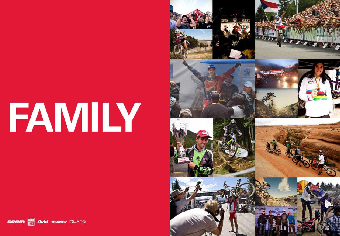 SRAM Family
