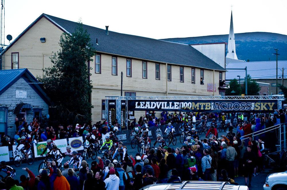 SRAM Leadville