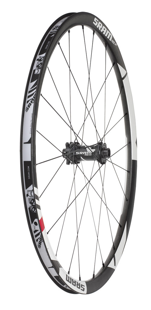 Sram Rise 60 Front
