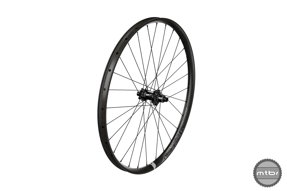 SRAM ROAM 60 29 Carbon Wheelset
