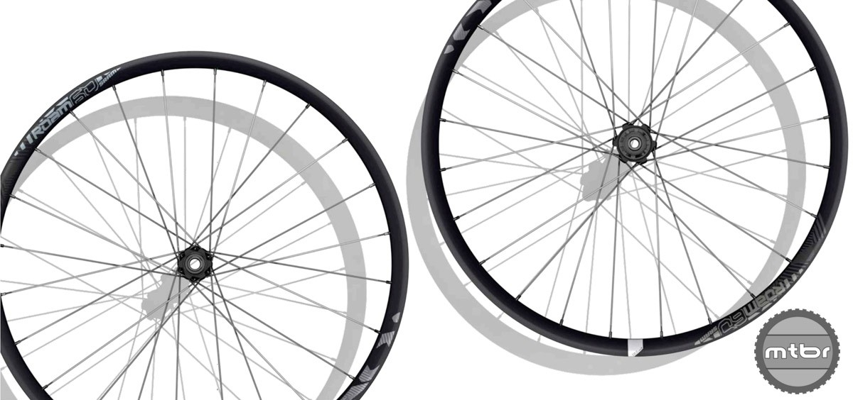 The redesigned Roam 60 wheels now have a wider inner diameter and a hookless rim profile.