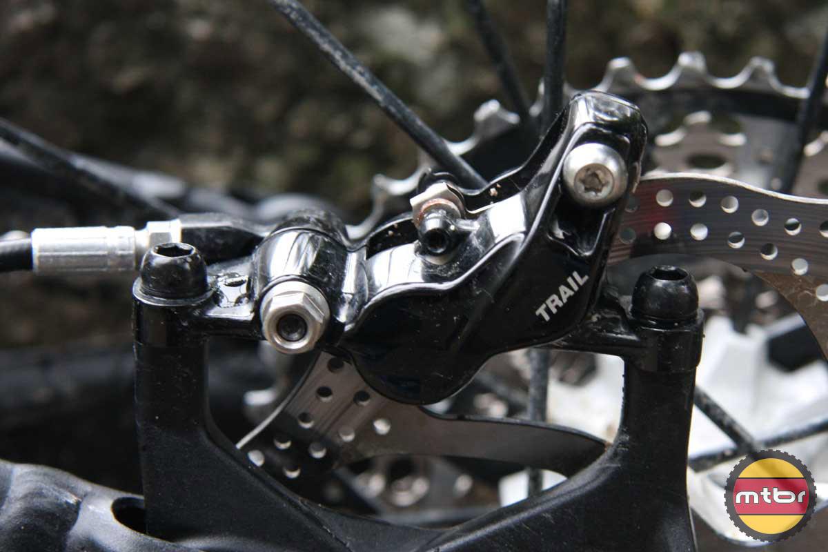 SRAM Trail Brakes