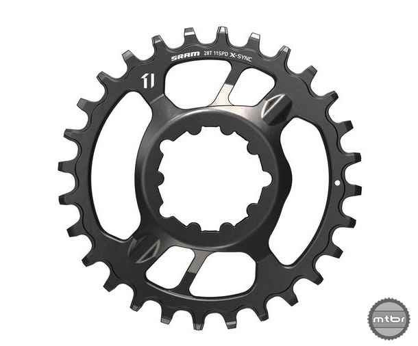 The Sram X-Sync Chainrings are available in 28, 30, & 32T Chainrings. SRAM X-SYNC Steel 1x Chainrings.jpg - The Sram X-Sync Chainrings are available in 28, 30, & 32T Chainrings.