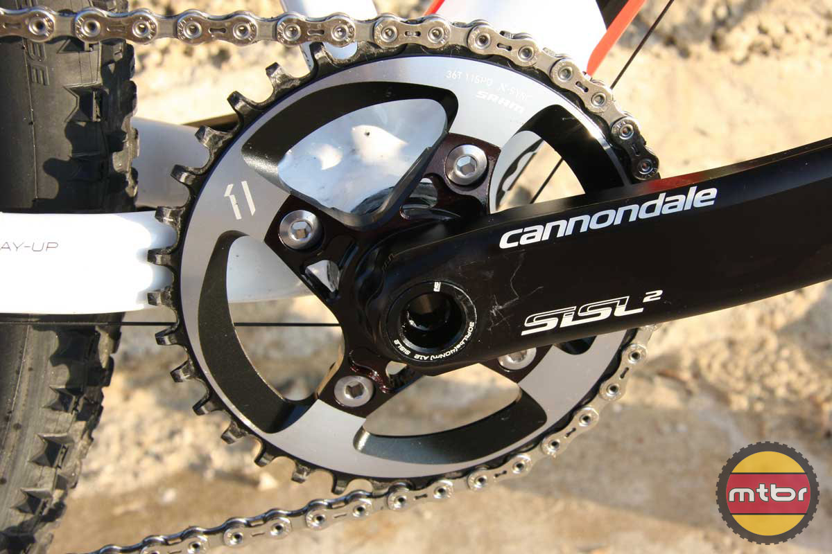 SRAM XX1 36 Tooth Single Chainring