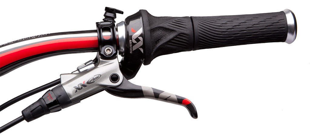 SRAM MTB Grip Shift XX Set