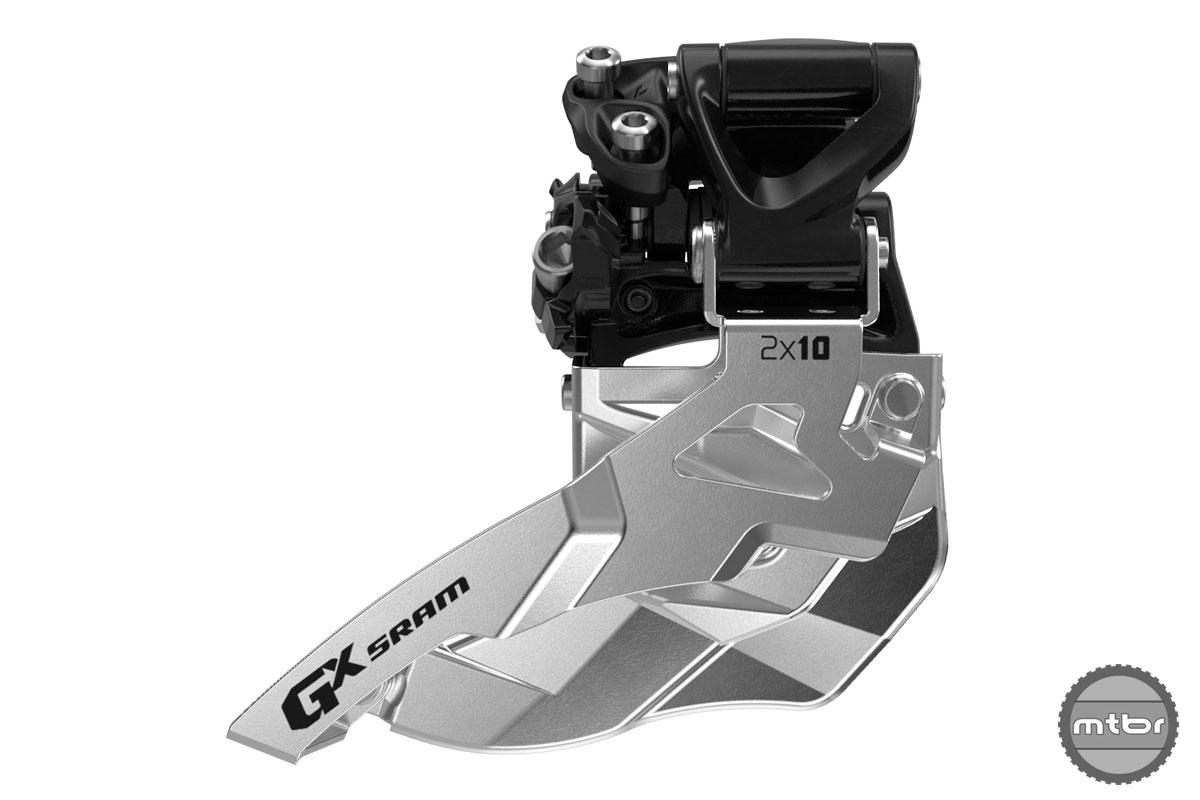 SRAM MTB GX FD 2x10sp MDM Top Pull