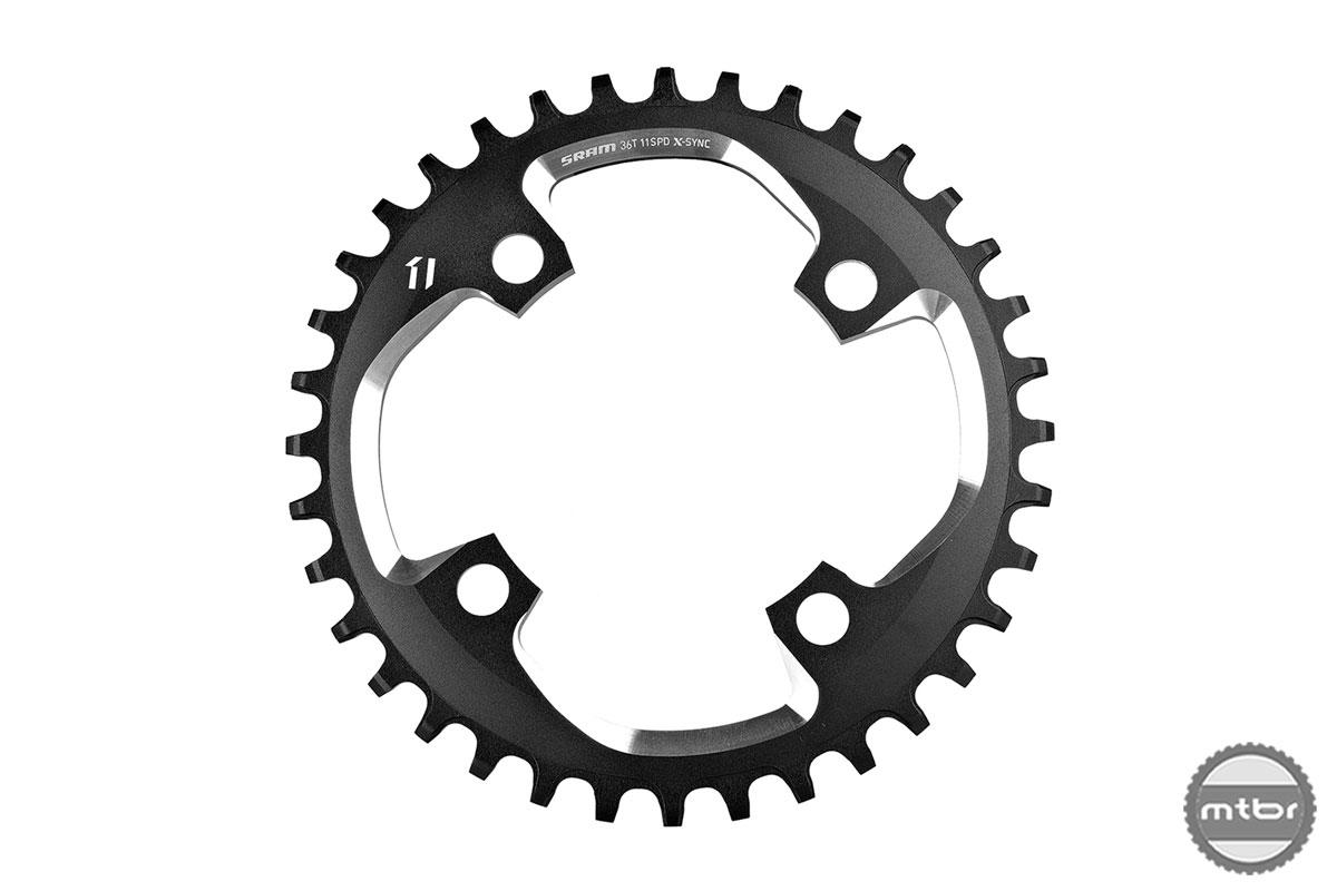 SRAM MTB X01 Chainring 36T
