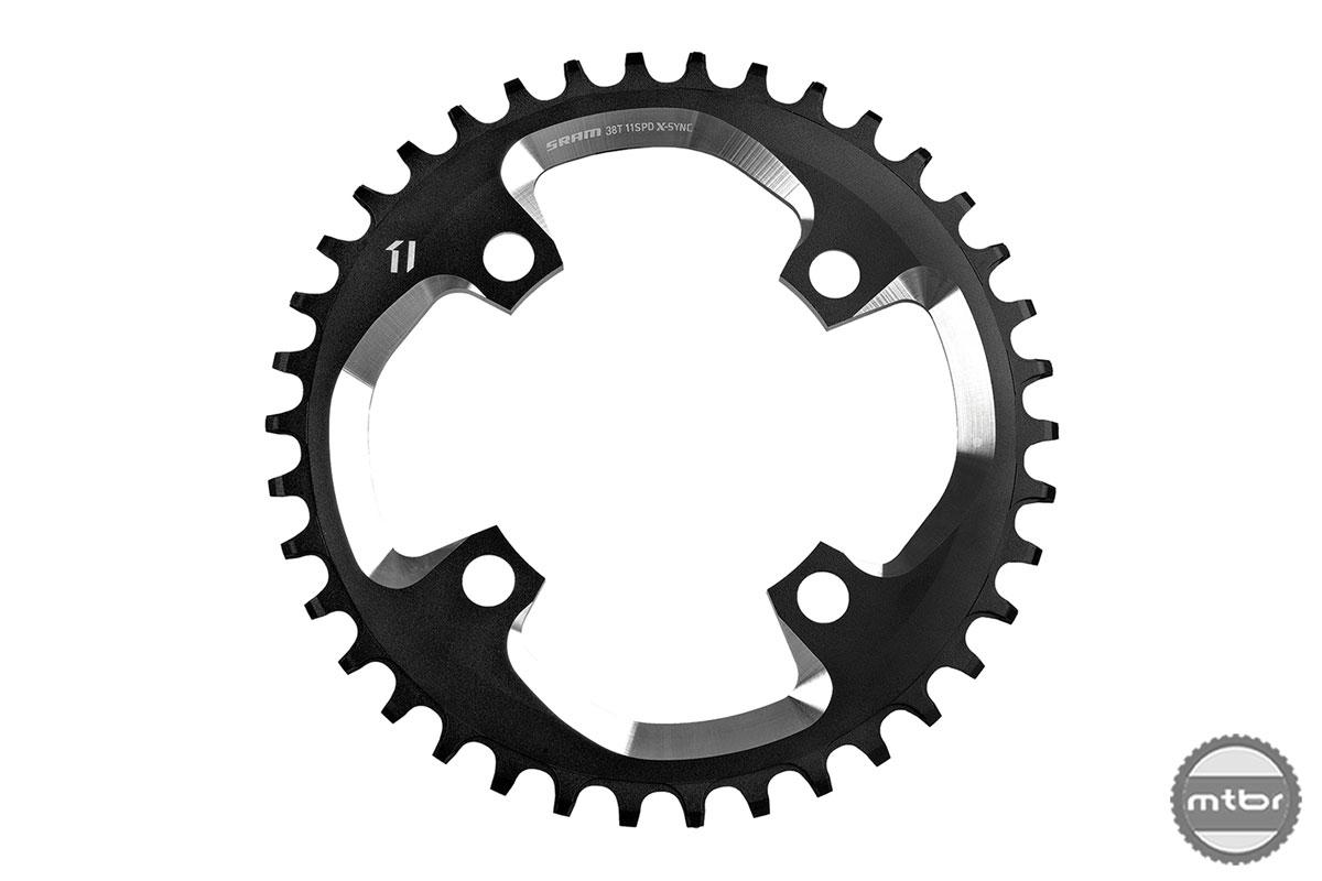 SRAM MTB X01 Chainring 38T