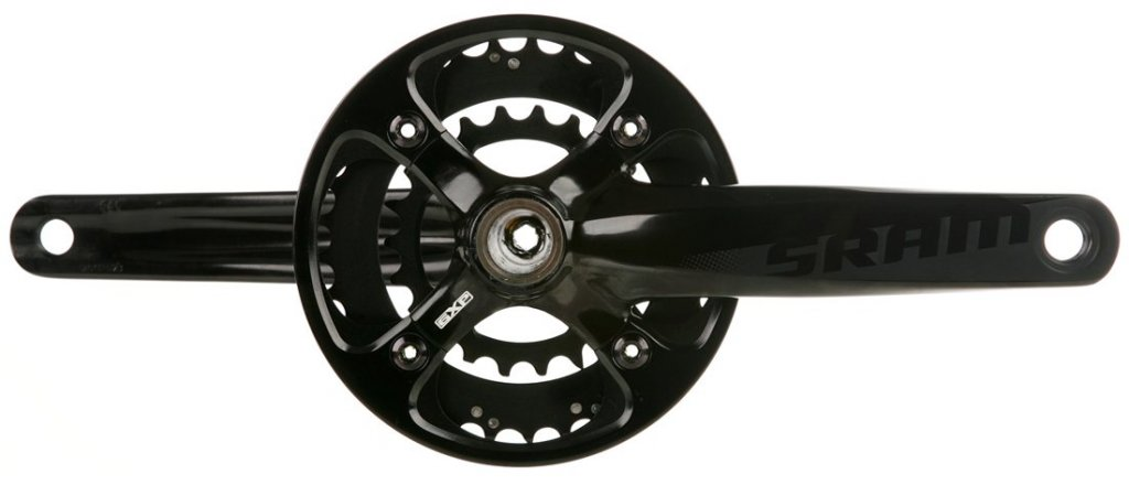 Good Karma Bikes >> Stock Sram S-1250 crank that came on my SJ. How to compare ...