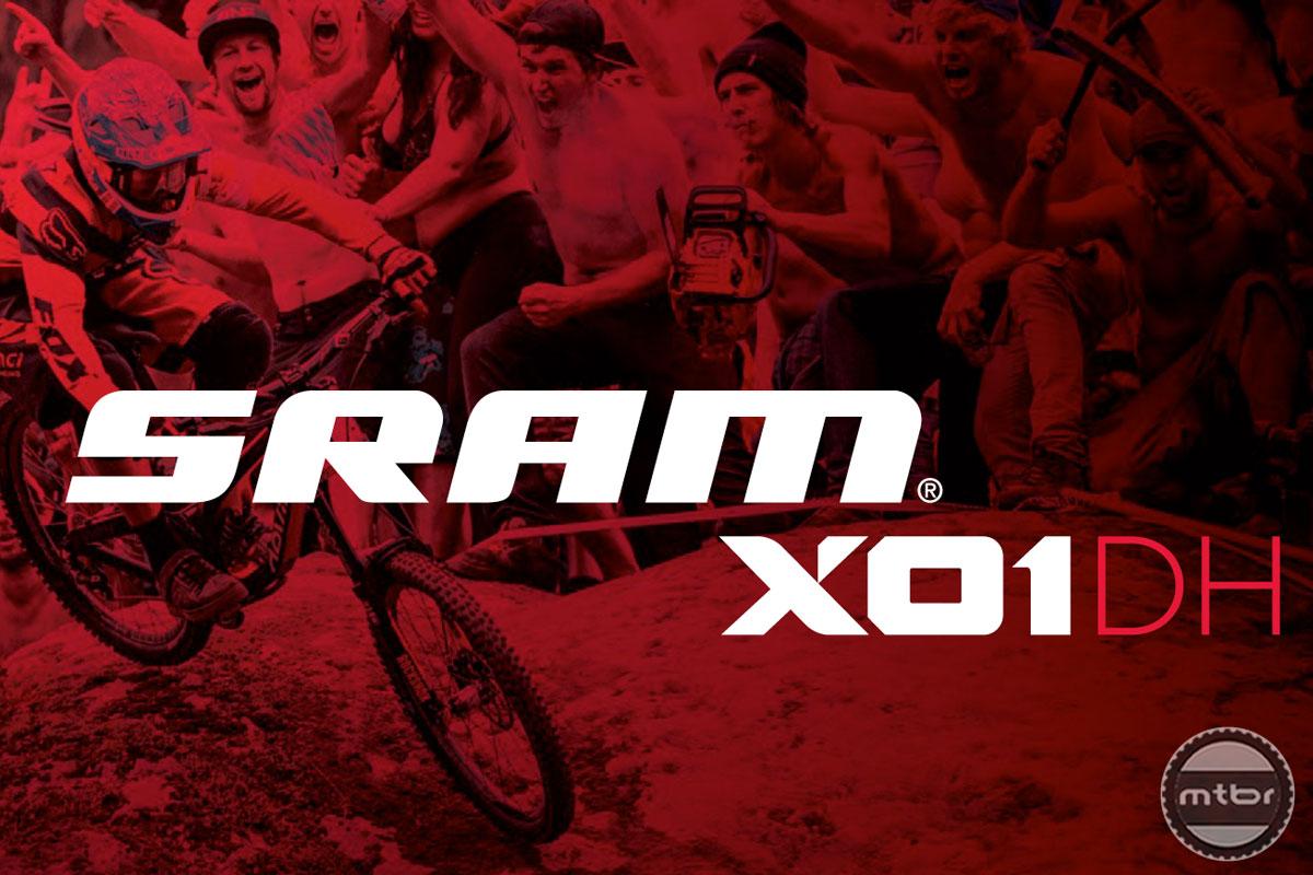 SRAM X01 DH