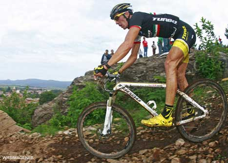 Ignacio Torres Of Turbo Bike Racing Team Crowned Mexico Xc