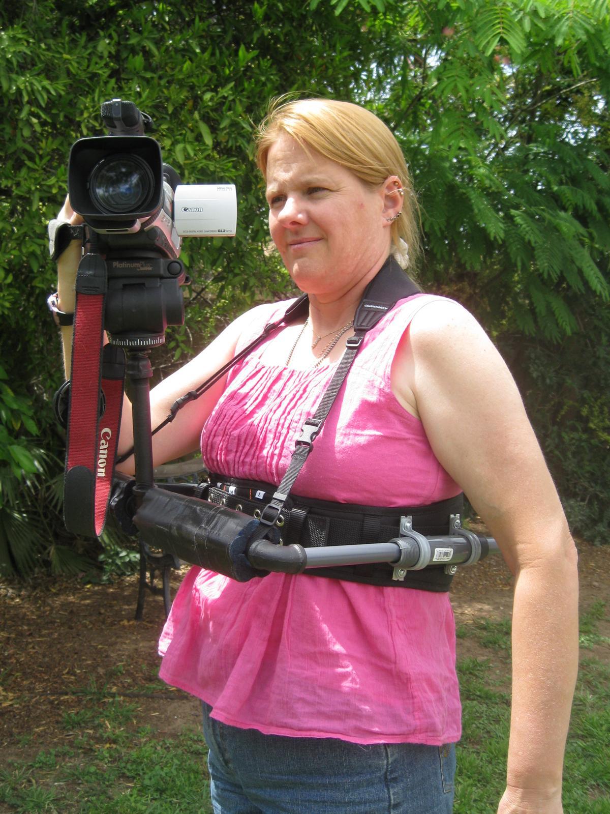 Soccer mom endurance mount