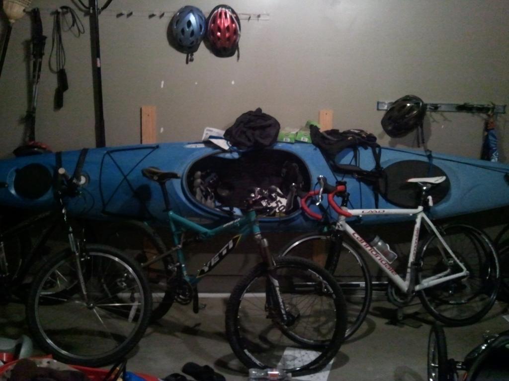 Bike Storage In Garagestableg