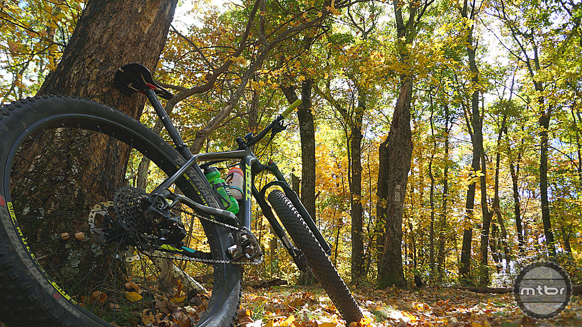 No matter what type of rider you are, what type of bike you ride, riding around Stokesville is mountain biking in its truest sense.