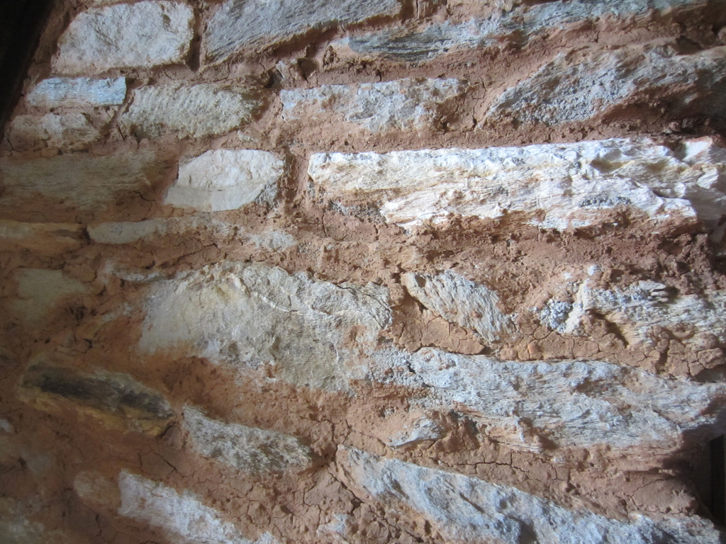 Stage 1 floor and bricks
