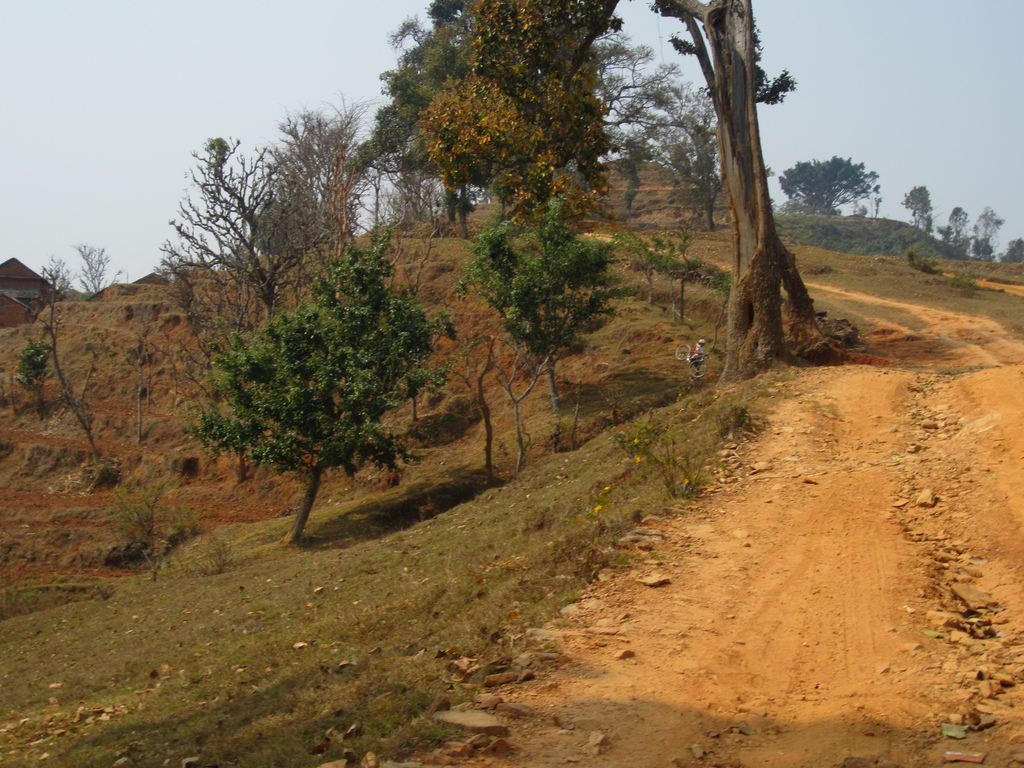 Stage 2 climb