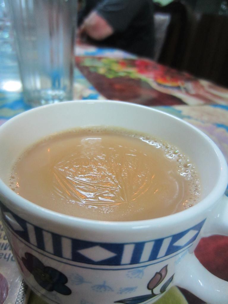 Stage 3 Nepali tea