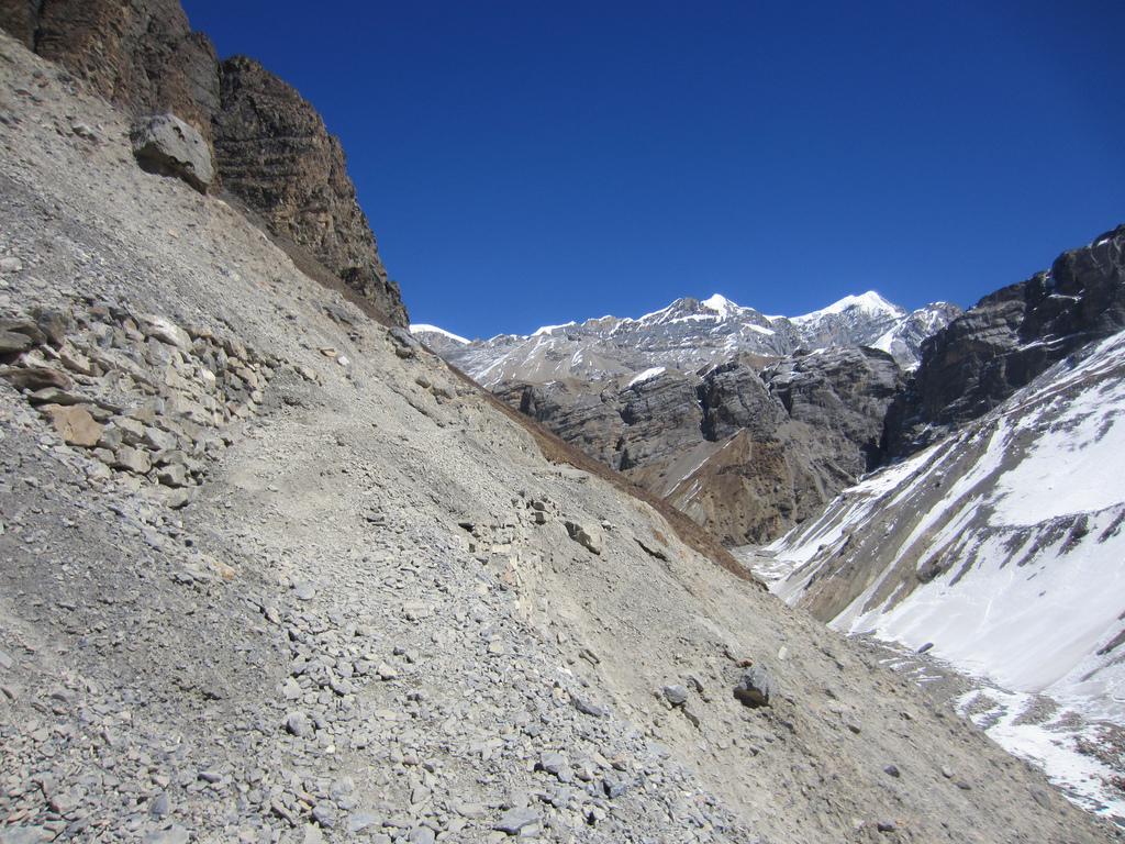 Stage 8 Landslide