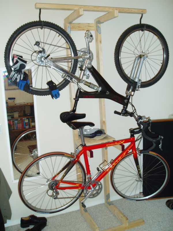 Diy Bike Storage Stand Mtbr Com