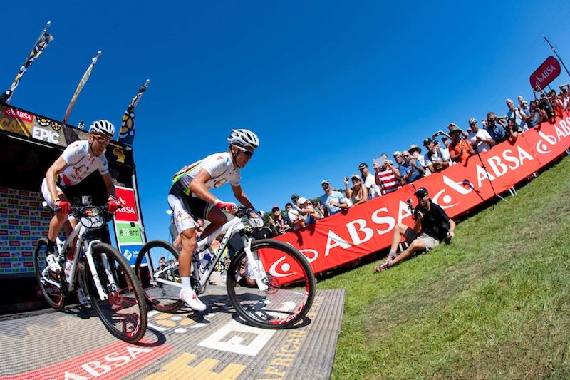 Stander and Sauser Prologue Start