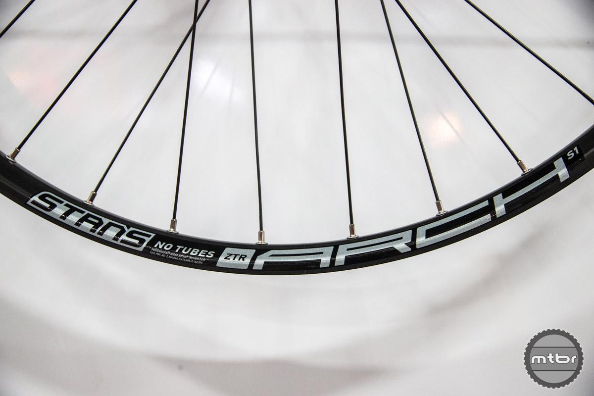 Stan's NoTubes Interbike 2016 - Mountain Bike Review- Mtbr.com