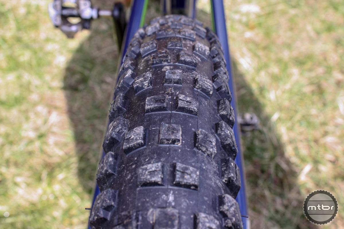 Stan's Baron Tire