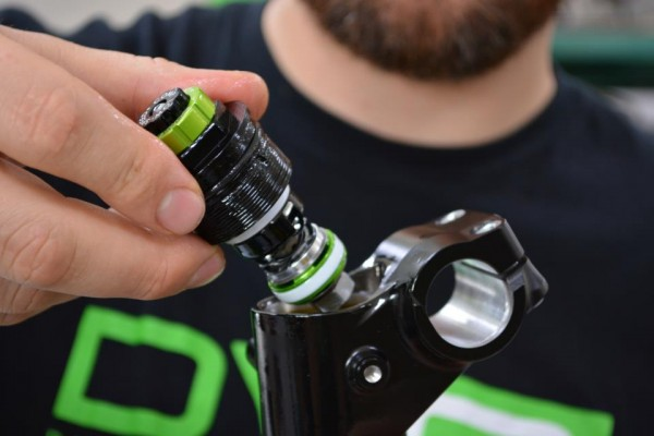 Real world images of DVO Jade coil shock, and Black Emerald Fork-stealth-compression-damper-600x400.jpg