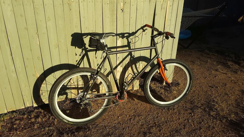 Has anyone ever happily downgraded bikes?-steel.jpg