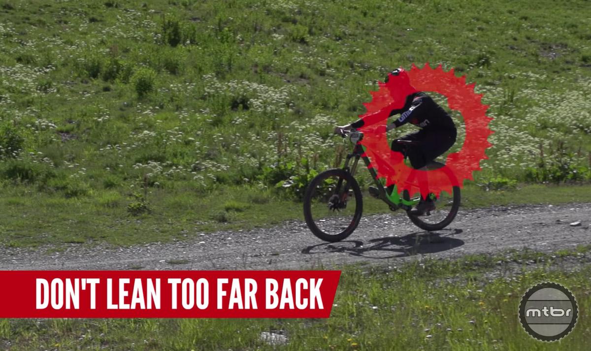 Steep Trail Mistakes